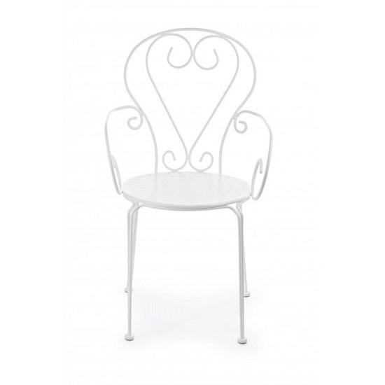 Vivereverde | Sedia con Braccioli Etienne | sedie da ...