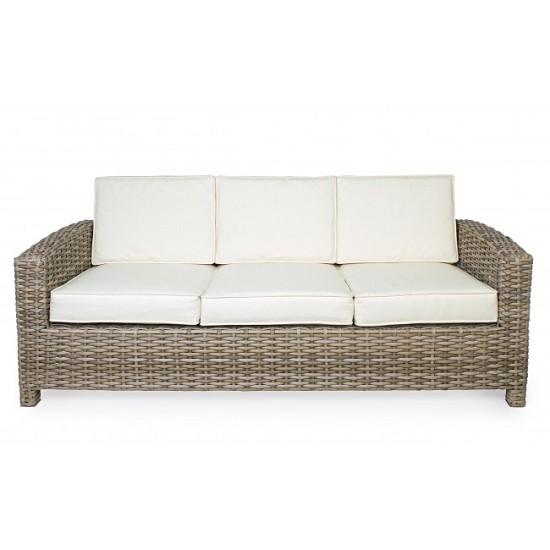 Vivereverde | Divano 3 posti C-C Lesly | divani per esterno vendita ...