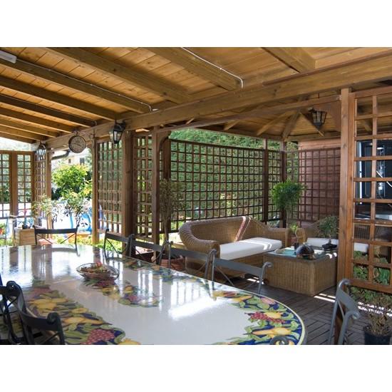 Vivereverde arredi per esterni 3d arredo giardino baricentro arredo giardino livorno home - Casa con giardino livorno ...