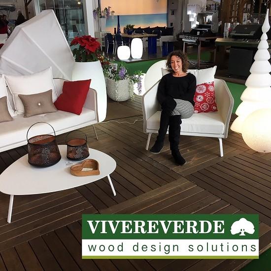 Vivereverde online shop arredi da giardino arredamento for E commerce arredamento