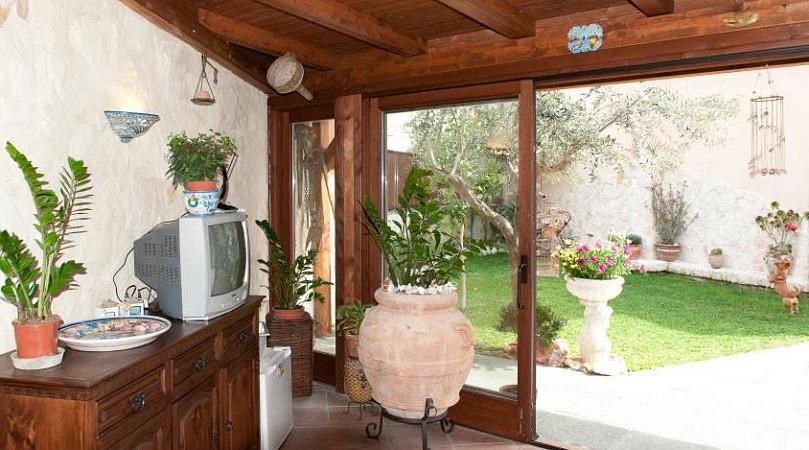 Vivereverde verande chiuse verande in legno verande for Arredo giardino dwg