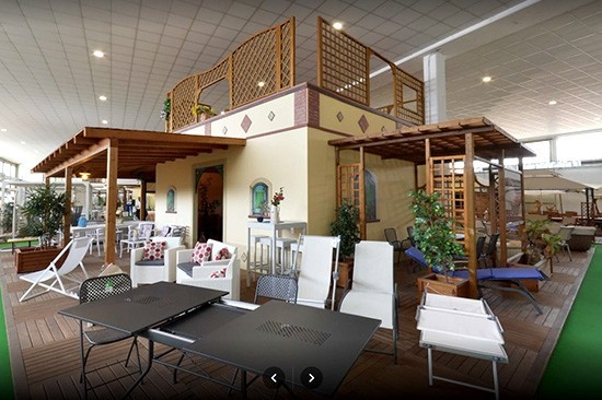 Mobili Da Esterno Design : Vivereverde online shop arredi da giardino arredamento da