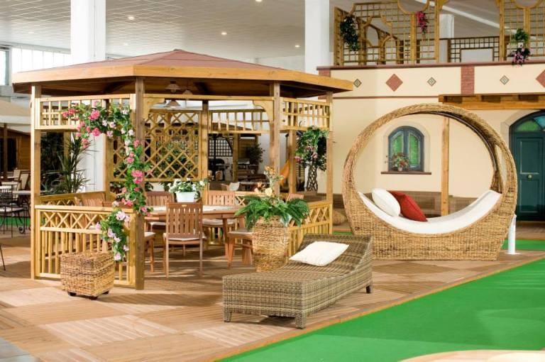 Vivereverde salotto da giardino carrefour salotto da for Offerte arredo giardino carrefour