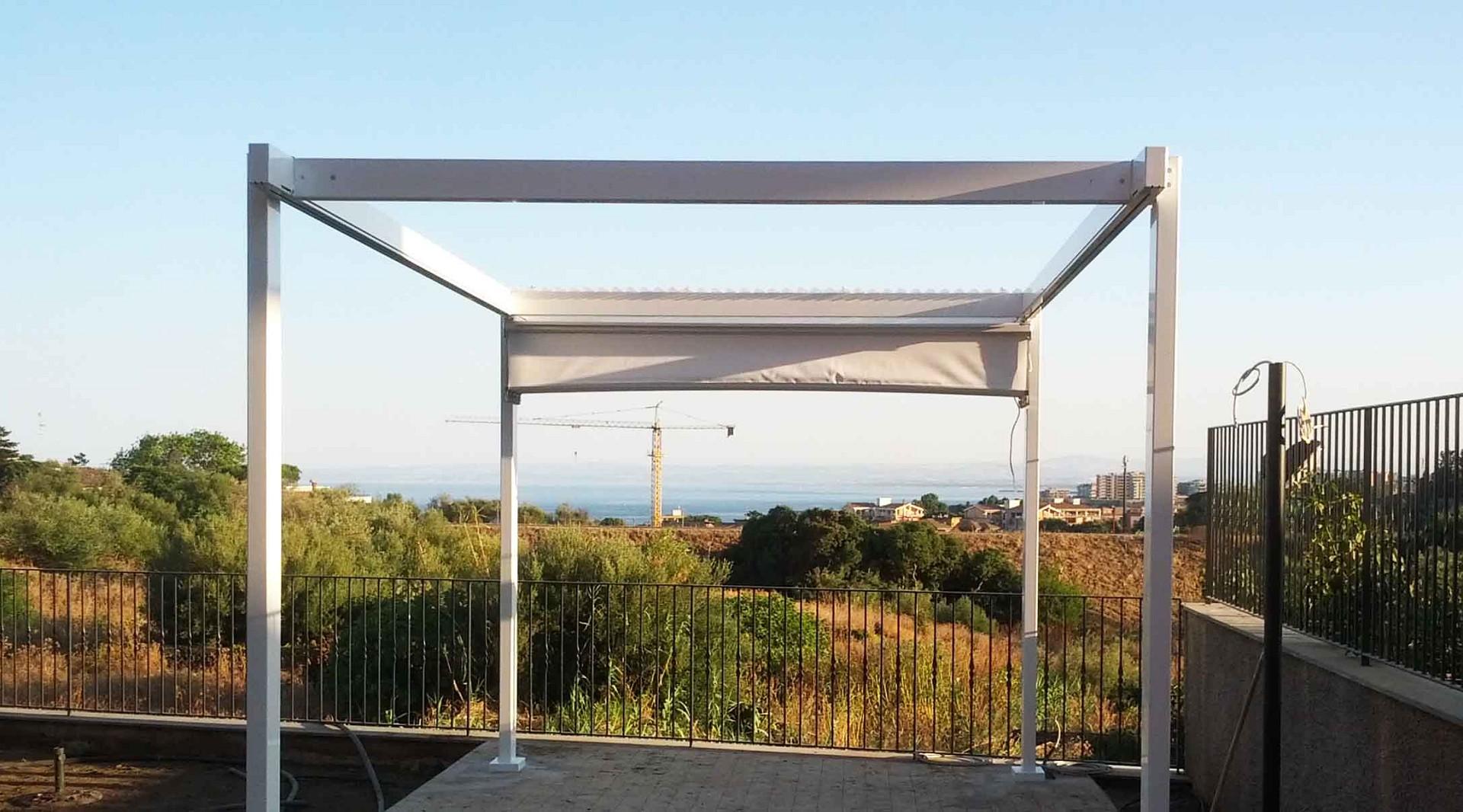 Vivereverde tende elettriche da esterno tende - Tende elettriche da interno ...