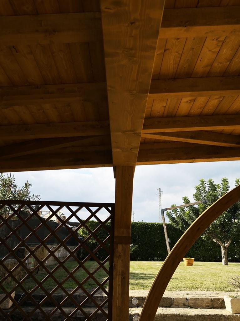 Arredo Giardino Caserta E Provincia.Vivereverde Carport In Legno Carport In Legno Per Auto Carport