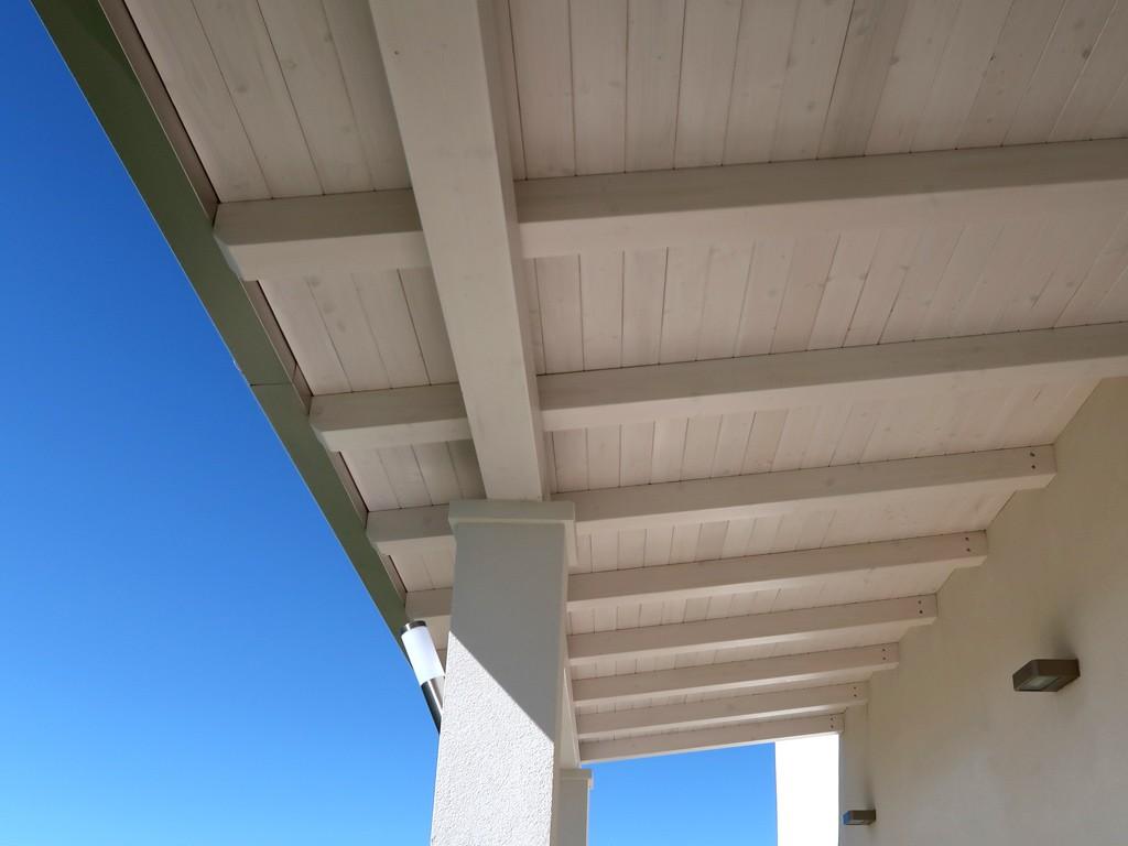 Vivereverde copertura in legno per giardino copertura for Arredo terrazzo napoli