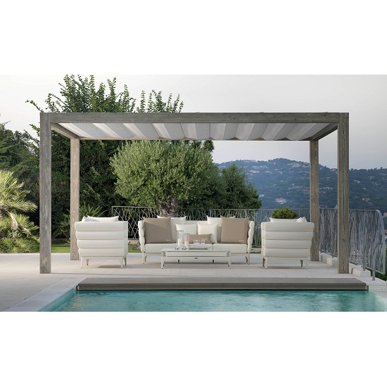 Poltrona living Padcollection