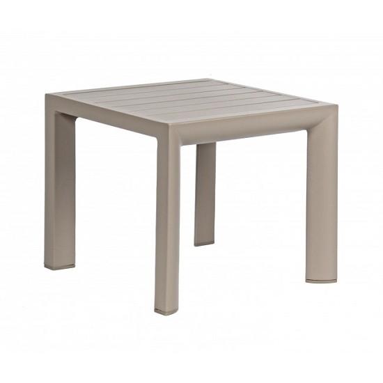 Vivereverde tavolo victor 90x90 tavoli da giardino for Tavolo 40x40