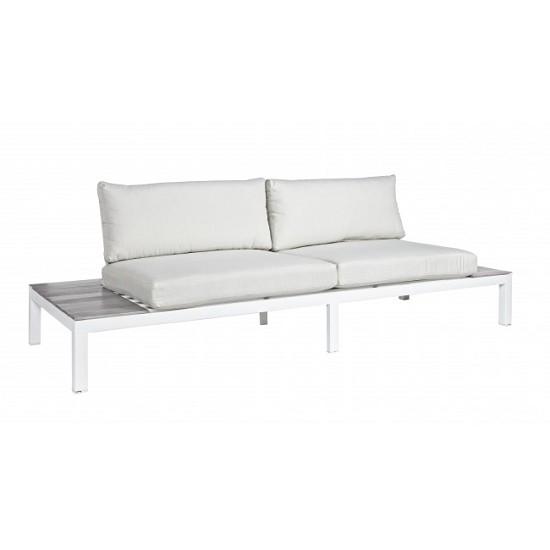 Vivereverde divano 2 3 posti c c milo divani esterni per barche divani per esterno in - Divano in banano ...