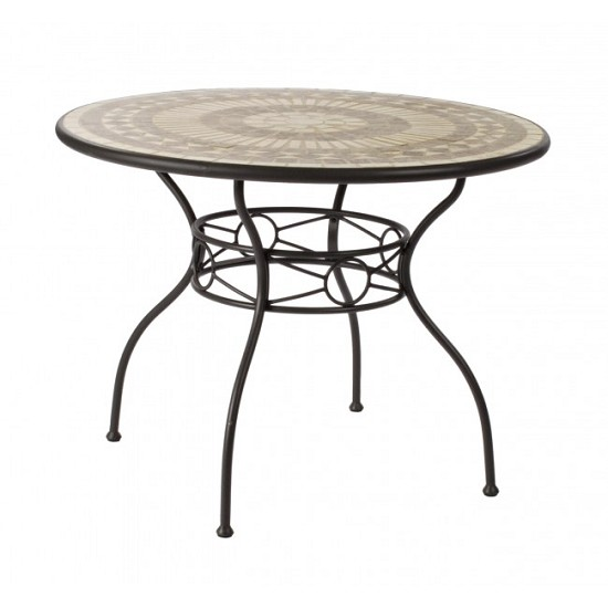 Vivereverde sedia con braccioli karola c c sedie da for Torrisi arredi giardino catania