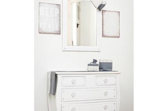 Specchi da camera moderni cheap specchi moderni per - Centrini moderni ikea ...