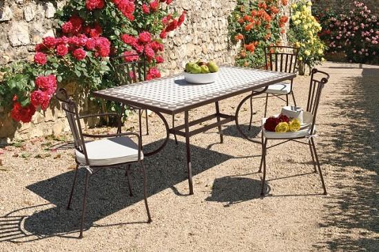 Panchine Da Giardino Usate : Vivereverde sedia duke c c sedie da giardino viridea sedie