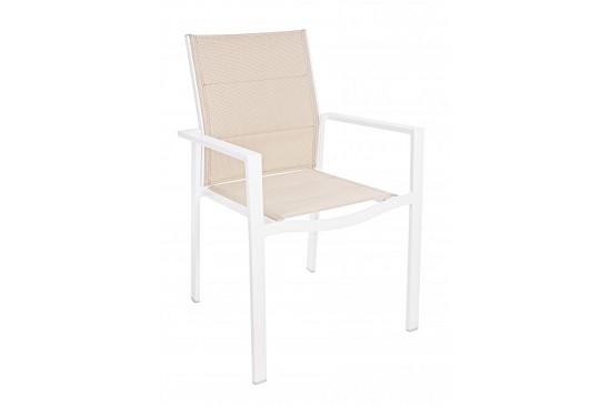 Sgabelli Da Risparmio Casa : Vivereverde sedia con braccioli terry sedie da giardino