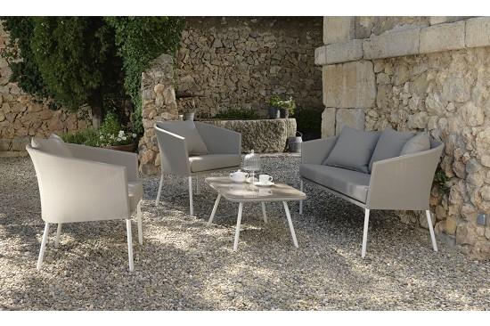 Vivereverde | Divano Amycollection | divani da giardino in banano ...