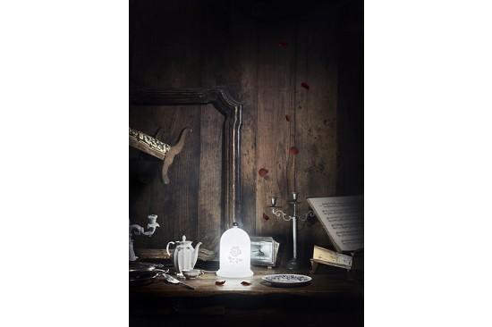 Vivereverde lampada rose arredo indoor illuminazione myyour