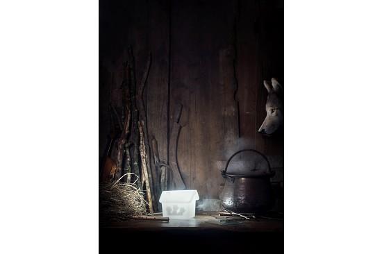 Vivereverde lampada tri illuminazione da esterno roma