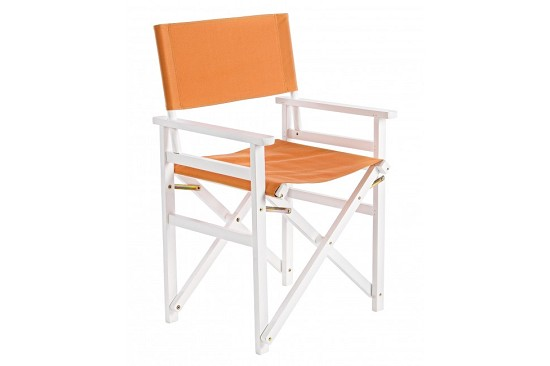 Sedie Di Plastica Usate : Vivereverde sedia regista sun sedie da giardino usate in ferro