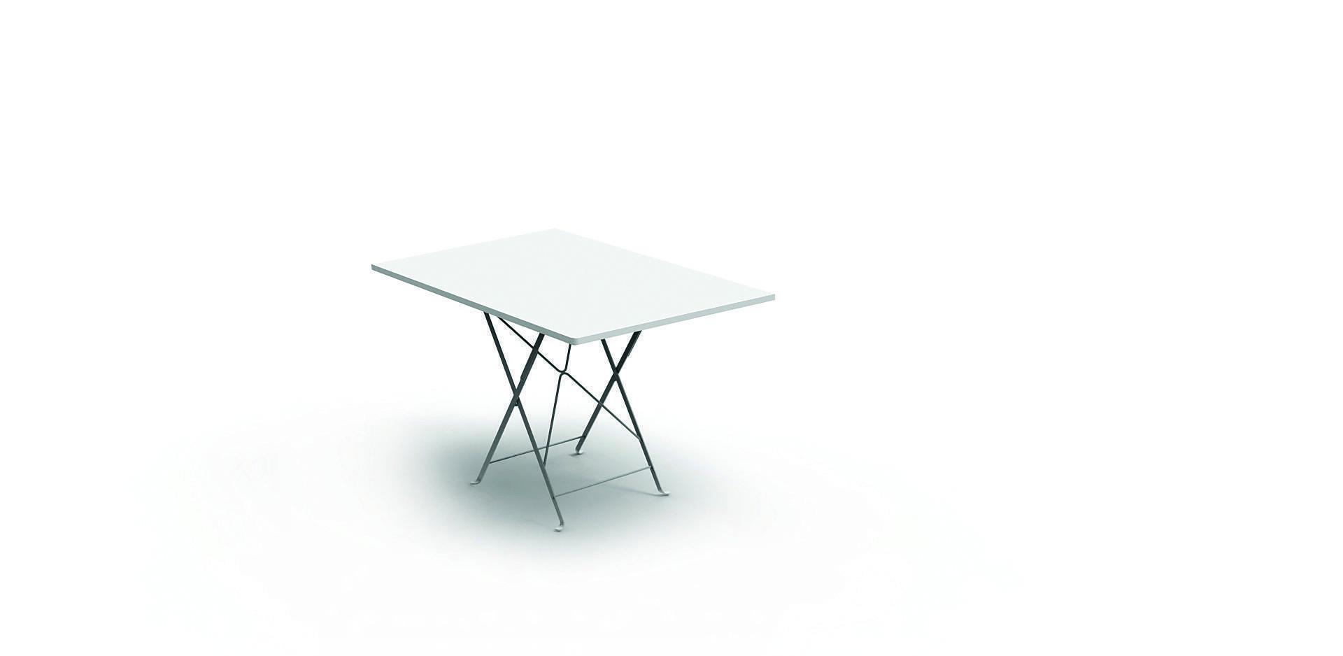 Tavolo Da Giardino Pieghevole E Allungabile.Vivereverde Tavolo Pieghevole Roy 110 Tavoli Da Giardino