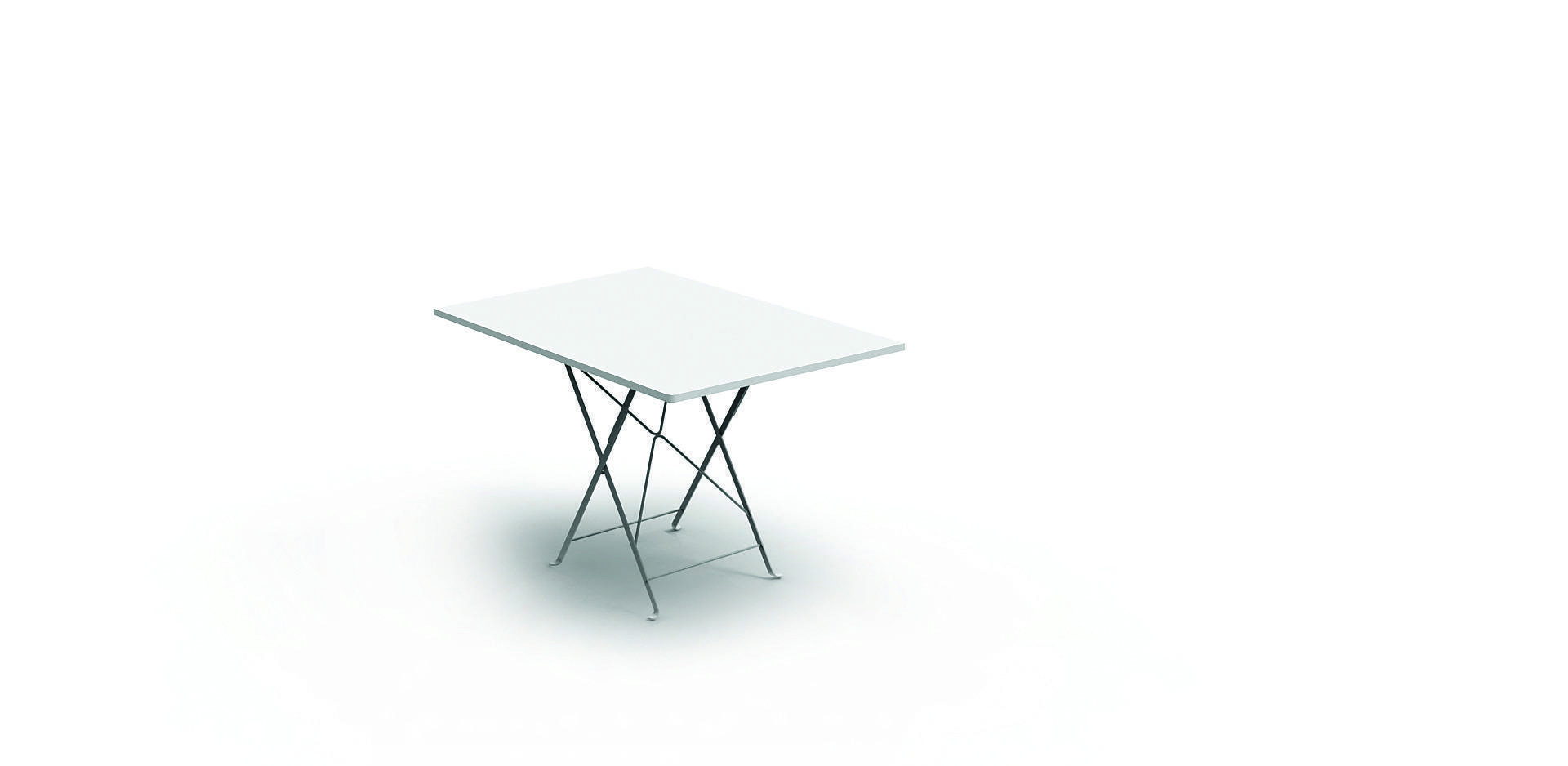 Tavolo Pieghevole Ed Allungabile.Vivereverde Tavolo Pieghevole Roy 110 Tavoli Da Giardino