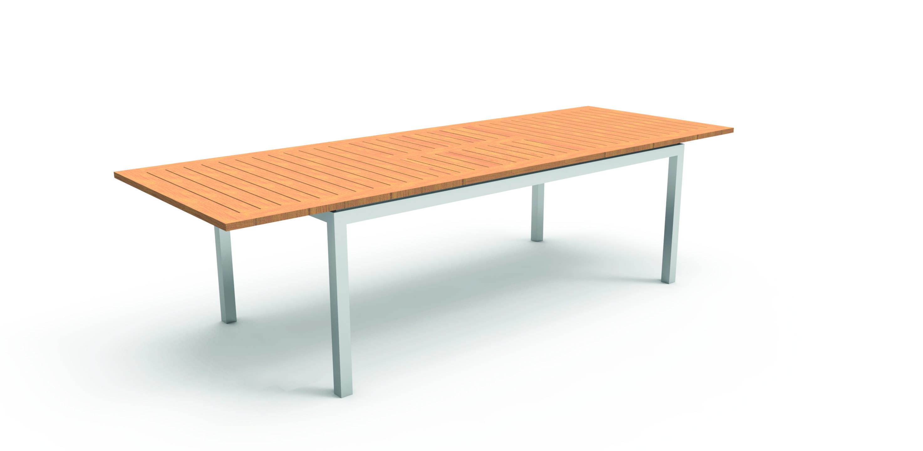 Vivereverde cover tavolo pranzo 200 280 timbercollection for Tavolo allungabile 80x80