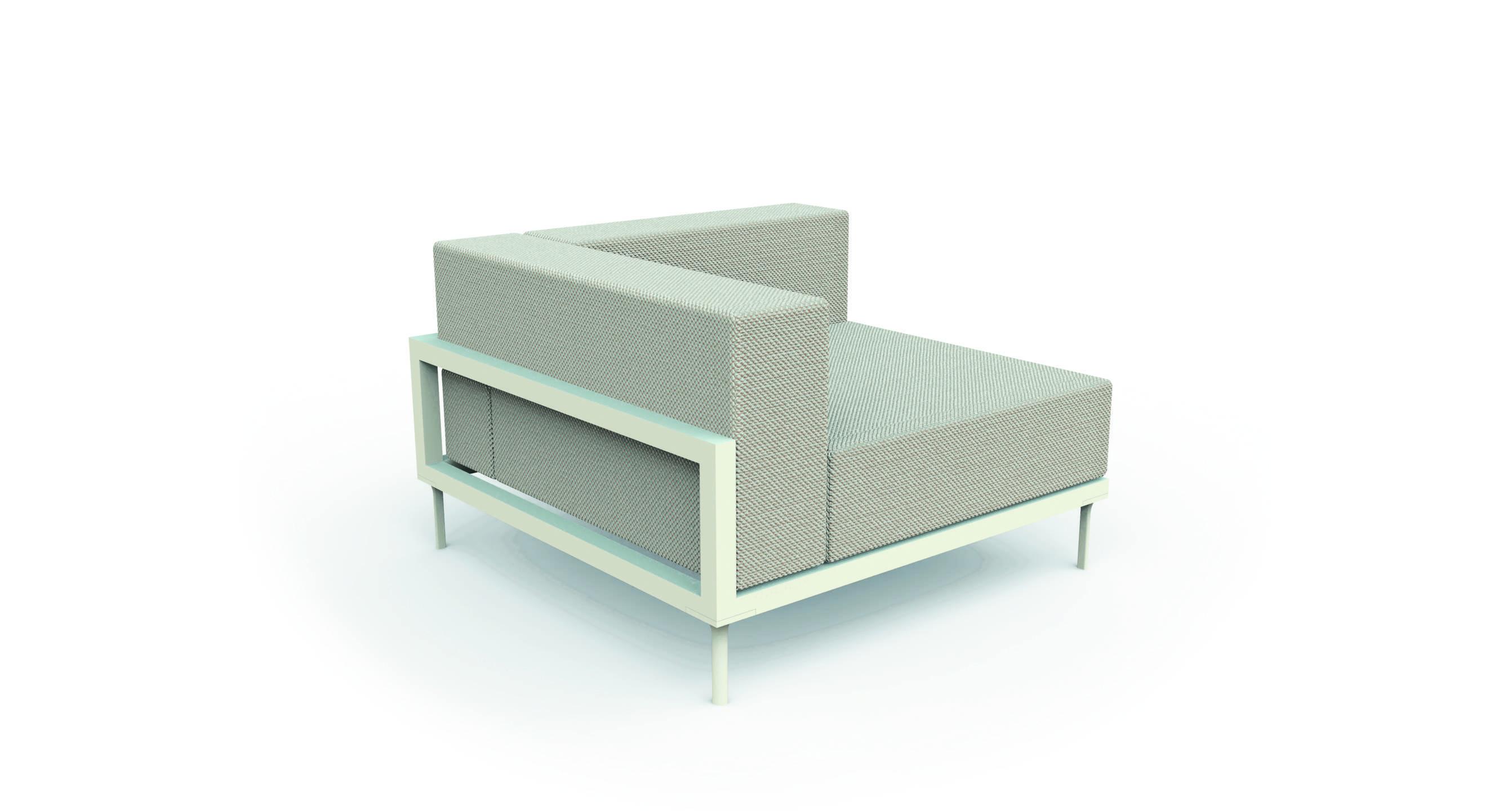 Vivereverde cover divano angolo cleocollection alu for Coperture per divani