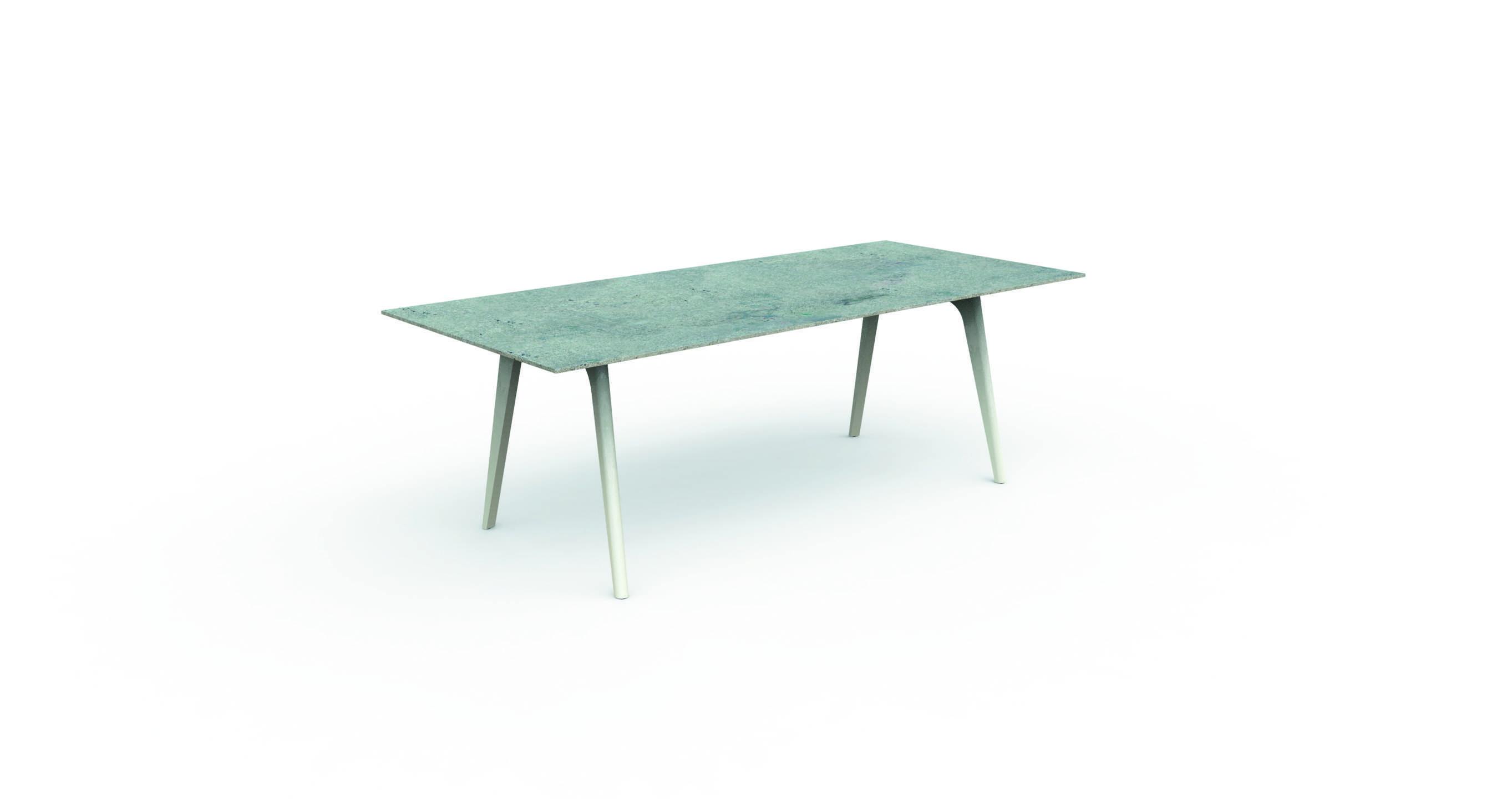 Vivereverde cover tavolo pranzo cleocollection alu for Arredo giardino genova