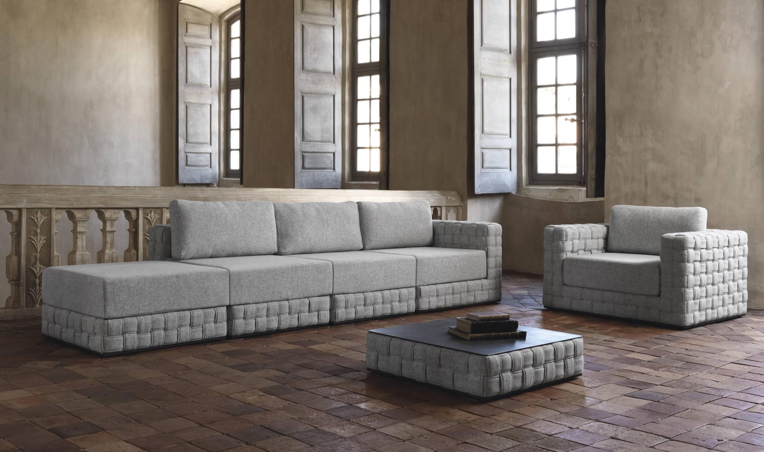Vivereverde divano terminale patchcollection divani for Divani per esterno