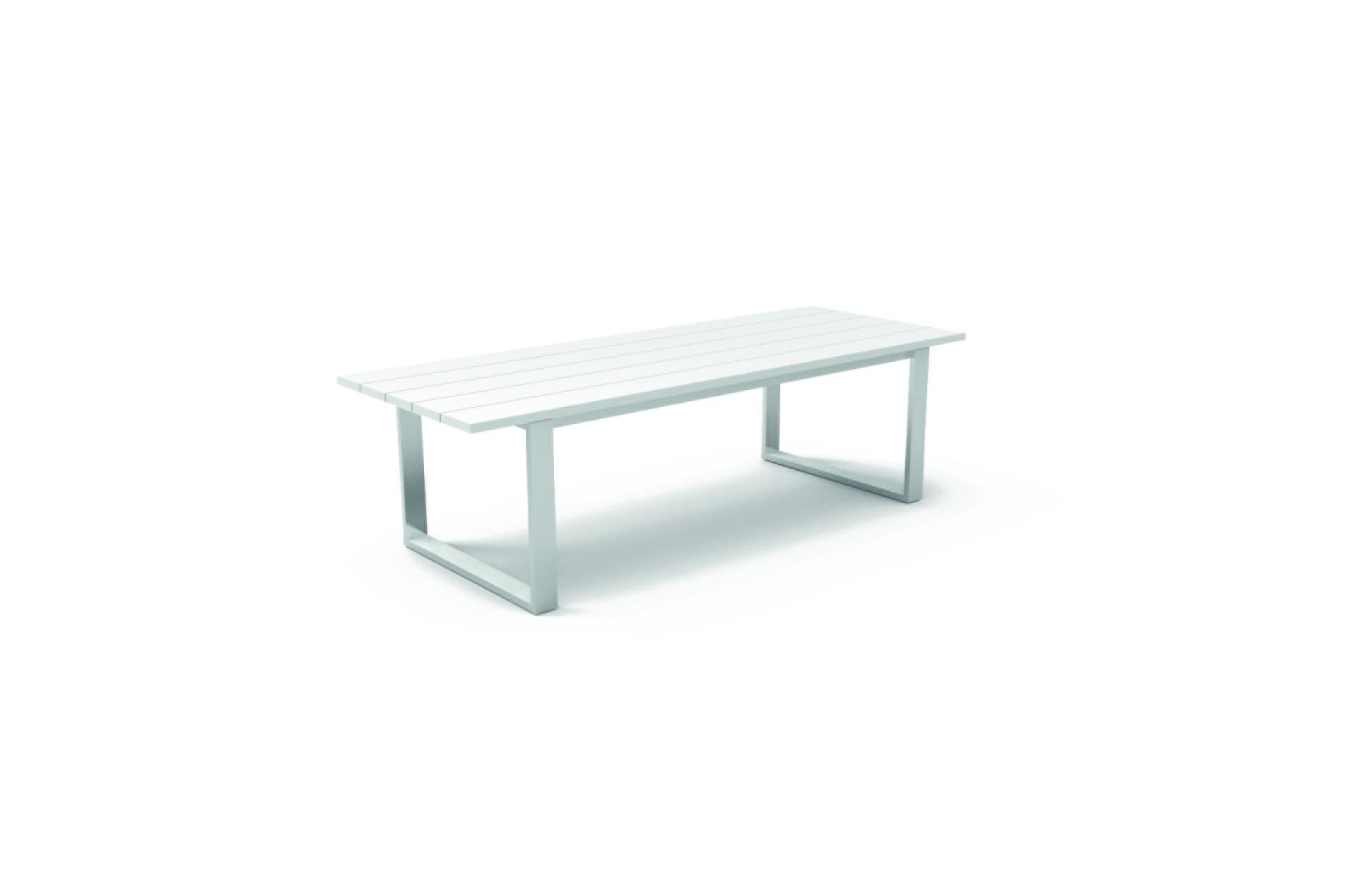 Vivereverde cover tavolo pranzo in alluminio for Arredo giardino genova