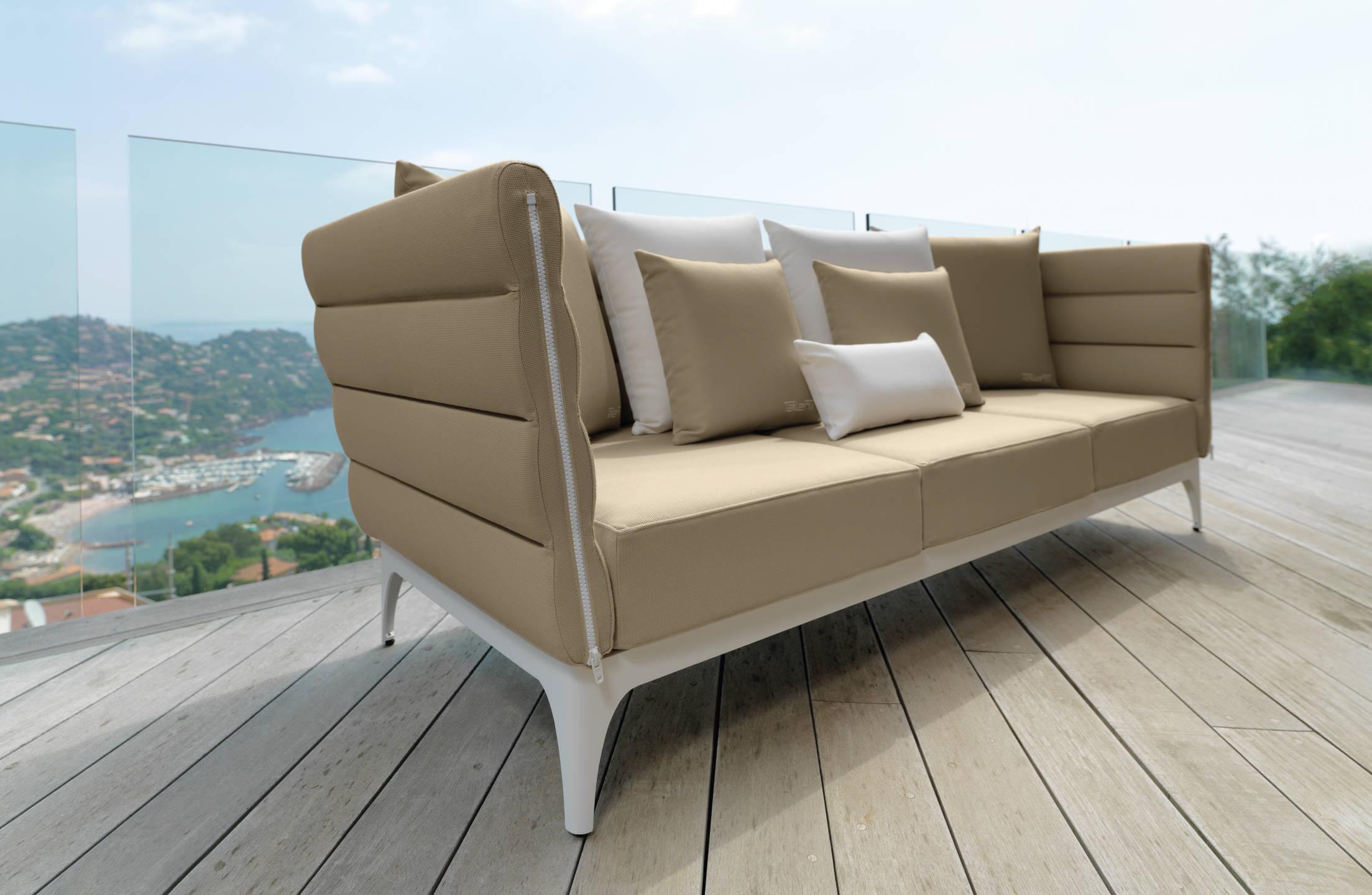 Vivereverde divano padcollection divani per esterno for Divani outdoor outlet