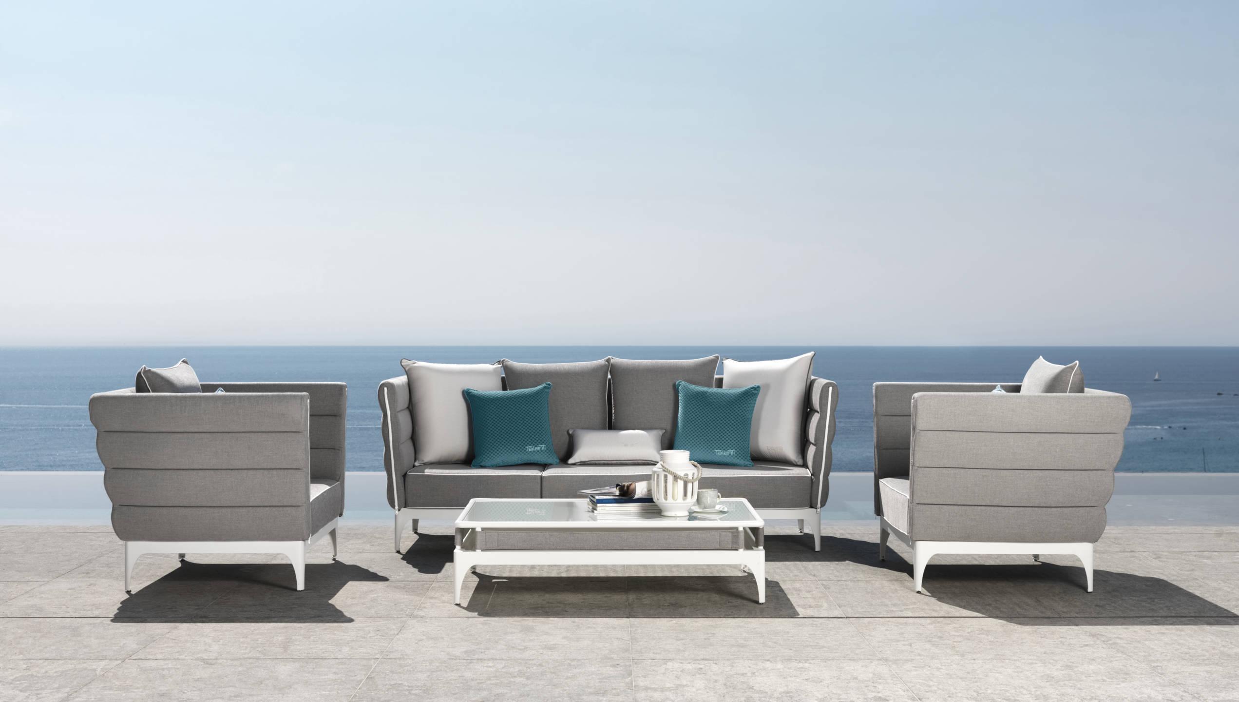 Divani Per Esterni Vendita On Line : Vivereverde divano padcollection divani per esterno vendita