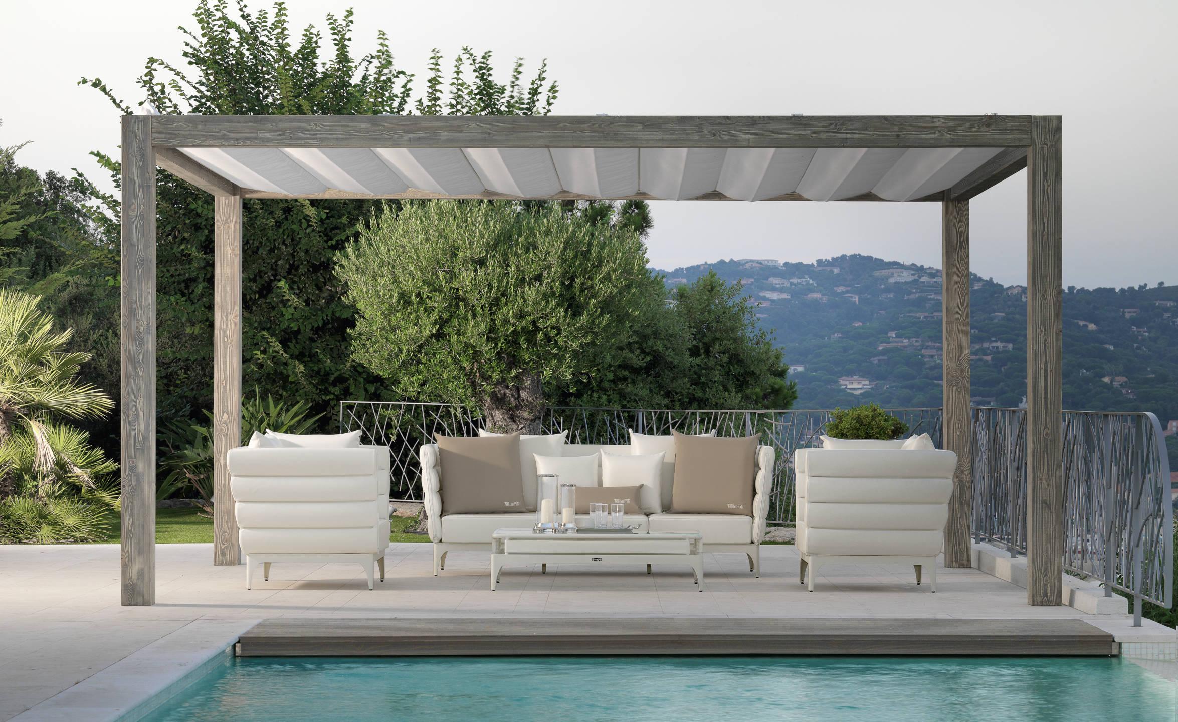 Vivereverde poltrona living padcollection poltrone da for Arredo giardino milano