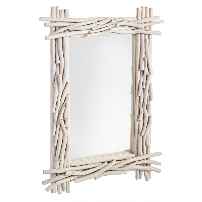 Vivereverde specchio sahel specchi da parete moderni - Specchi moderni on line ...