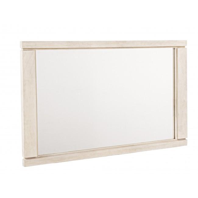 Vivereverde specchio kastle 120x70 specchi da parete - Specchi moderni on line ...