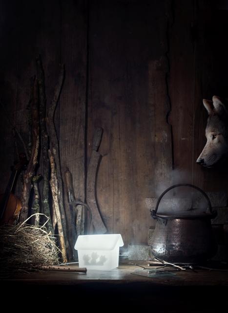 Vivereverde lampada tri arredo indoor illuminazione for Arredo giardino online shop