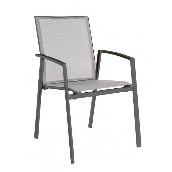 Vivereverde | Sedia con Braccioli Cruise | sedie da giardino offerte ...