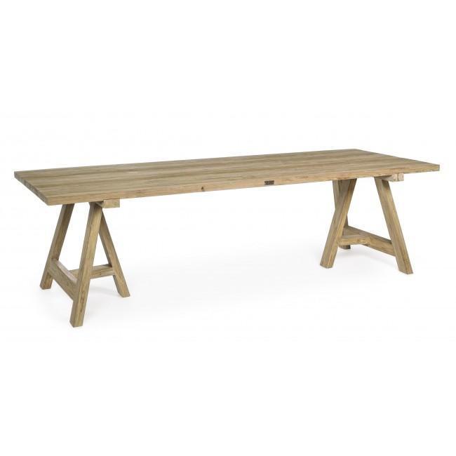 Vivereverde tavolo manila 260x100 fsc tavoli in legno da interno tavoli e panche da - Tavoli pieghevoli da interno ...