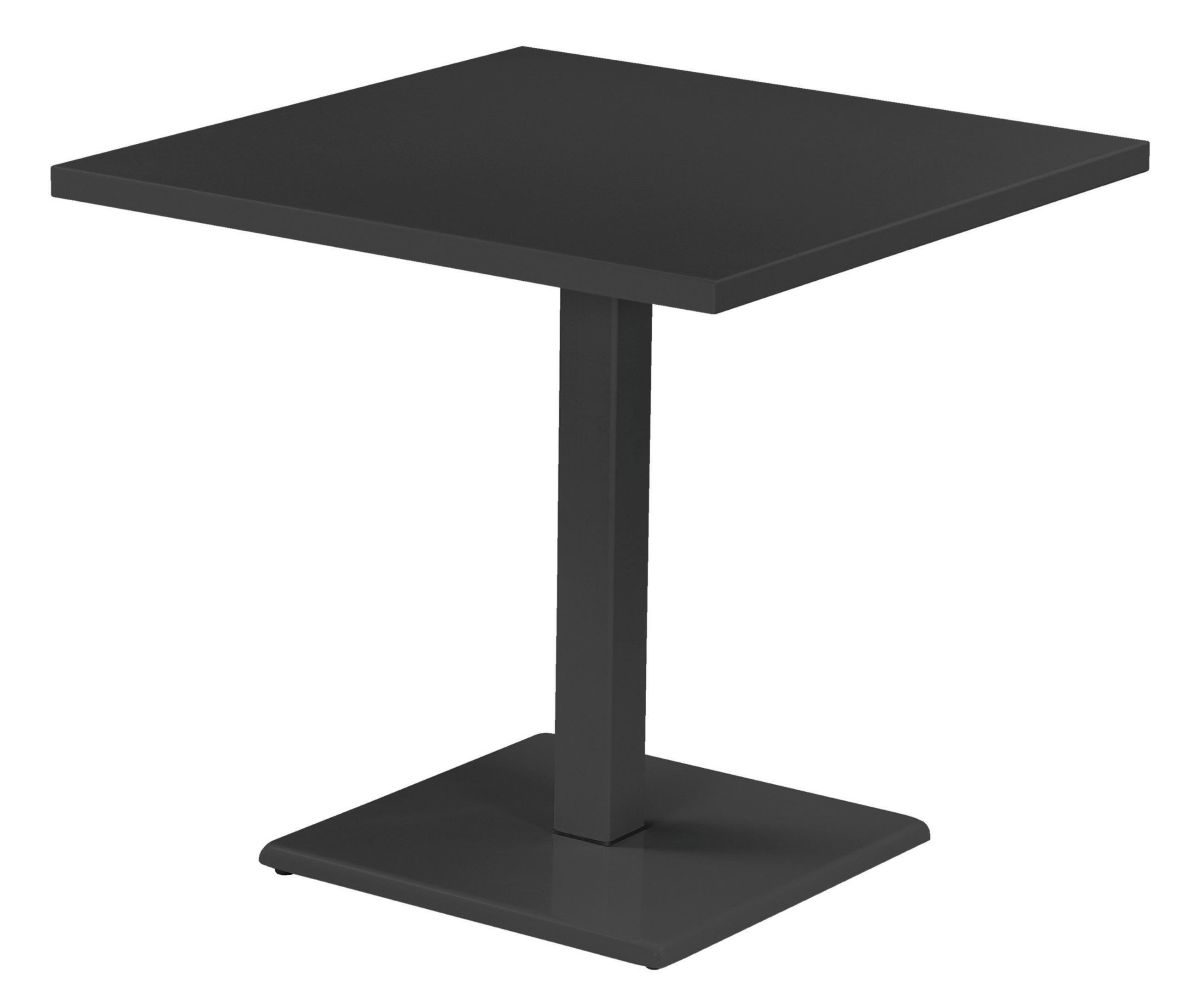 Round Tavolo Allungabile Emu.Vivereverde Tavolo Quadrato 80x80 Round Tavoli Da Giardino