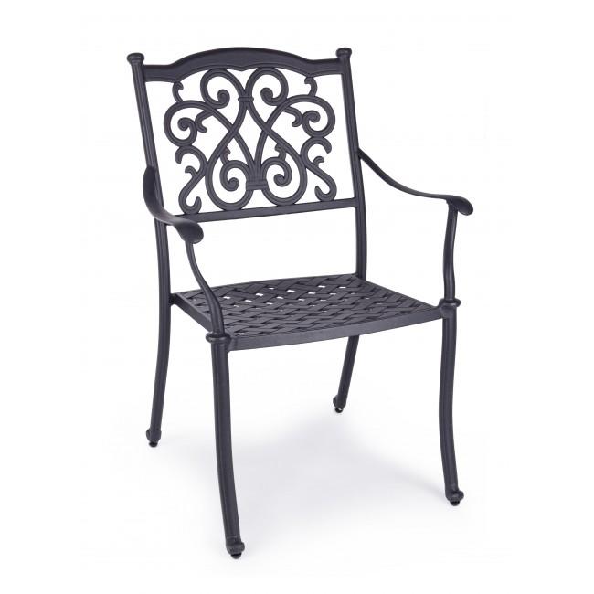 Vivereverde | Sedia con Braccioli Ivrea | sedie da ...