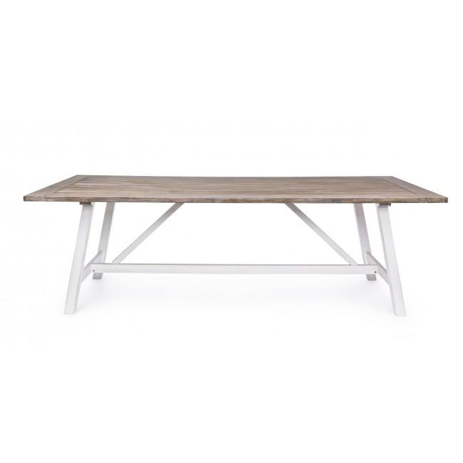Vivereverde | Tavolo Amos 240x100 Fsc | tavoli da giardino ...