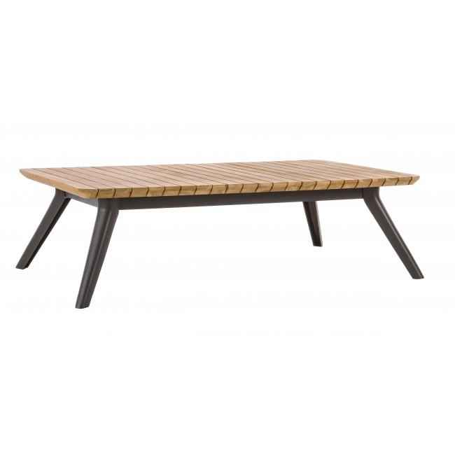 Tavoli Alti Per Esterno.Vivereverde Tavolino Catalina 120x70 Tavolini Da Esterno
