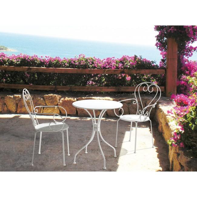 Vivereverde tavolo annency d60 tavoli da giardino for Amazon tavoli
