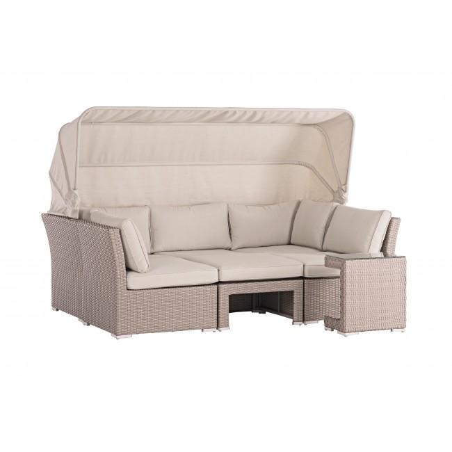 Vivereverde daybed modulare c c floyd mobili da for Negozi mobili da giardino